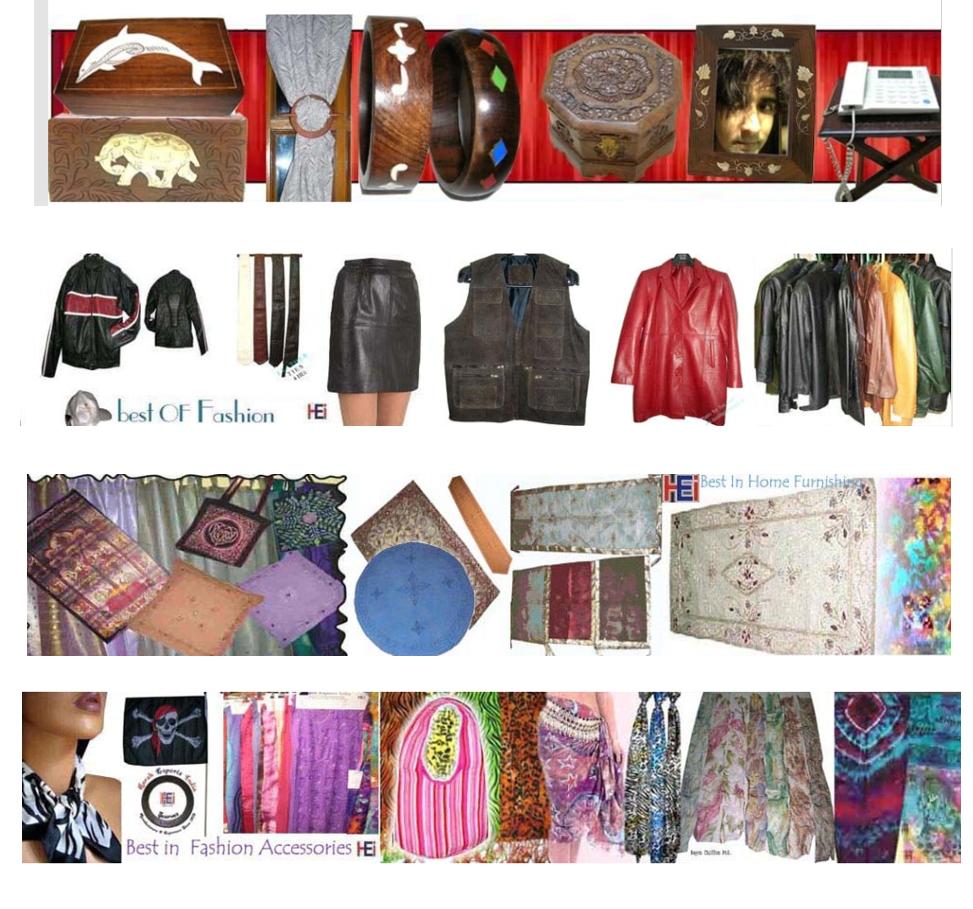 INDIE; Stylové zboží