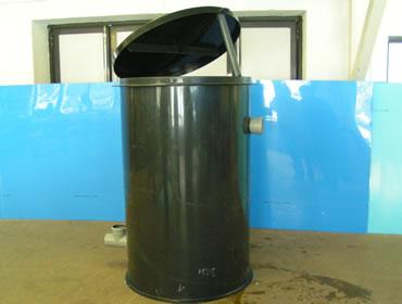 Výroba plastové bazény na klíč nádrže jímky septiky Trutnov