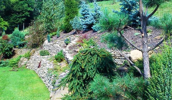 Realizace, návrhy a projektování zahrad na míru