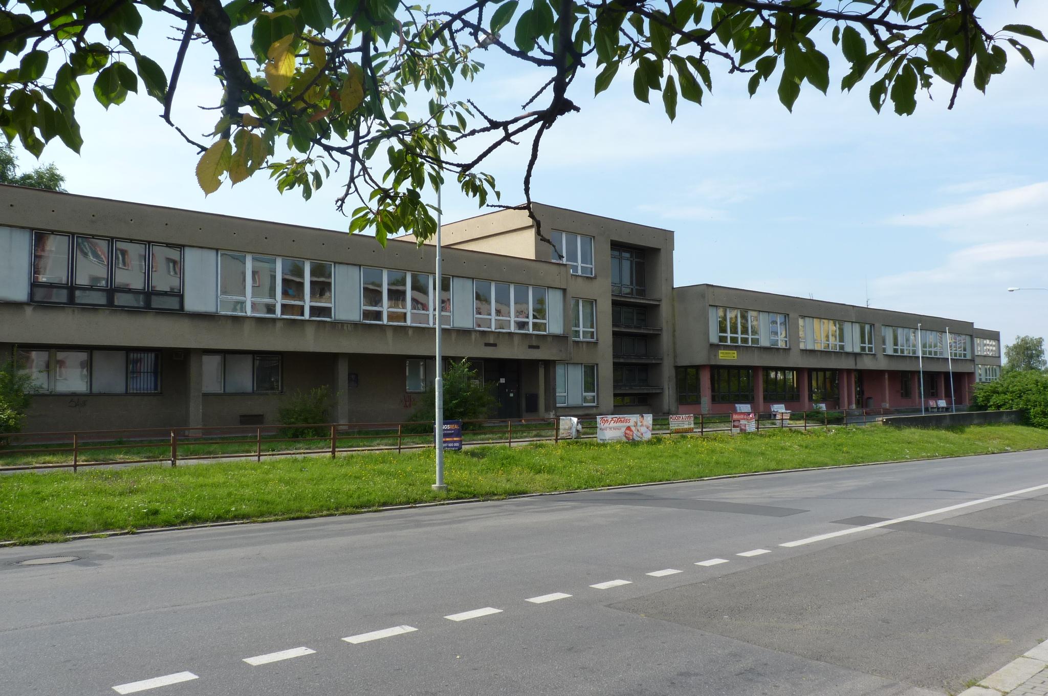 Areál základní školy Žižkova Karviná - prodej nemovitostí formou výběrového řízení