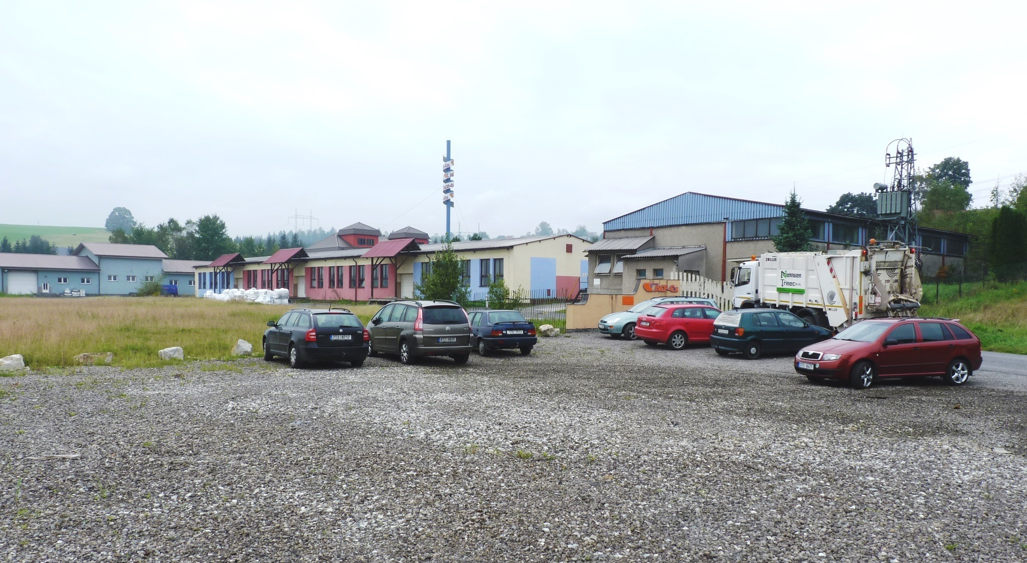 Prodej administrativní budovy formou výběrového řízení