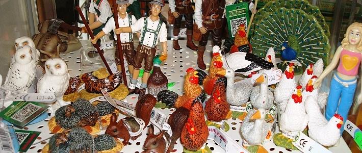 Dětské hračky, figurky a pokladničky BULLYLAND