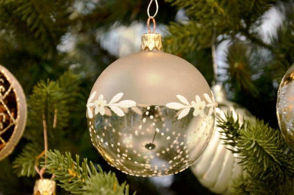 Vánoční ozdoby, ručně vyráběné baňky - 36 prodejen s ozdobami v ČR