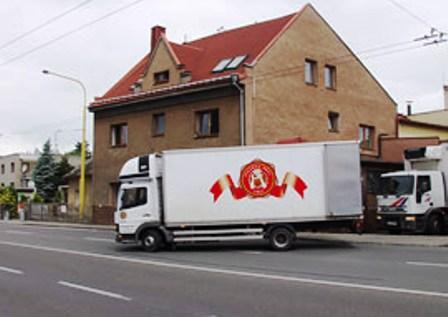 Dodávka trvanlivých a křupavých tyčinek Praha