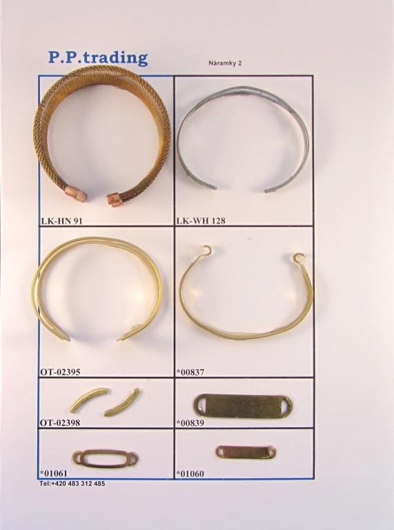 Komponenty na výrobu bižuterie Jablonec Nad Nisou