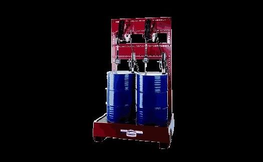 Prodej soupravy pro výdej olejů ze sudů a z nádrže, pneumatická pumpa