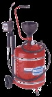 Soupravy pro výdej olejů natlakováním nádoby