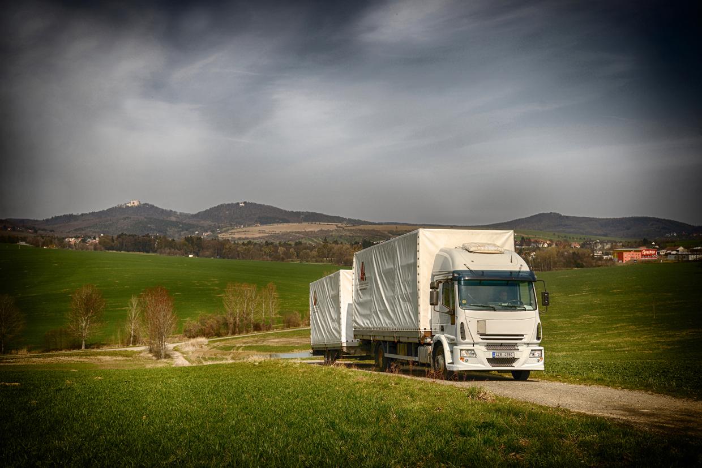 expresní přeprava zboží po Evropě