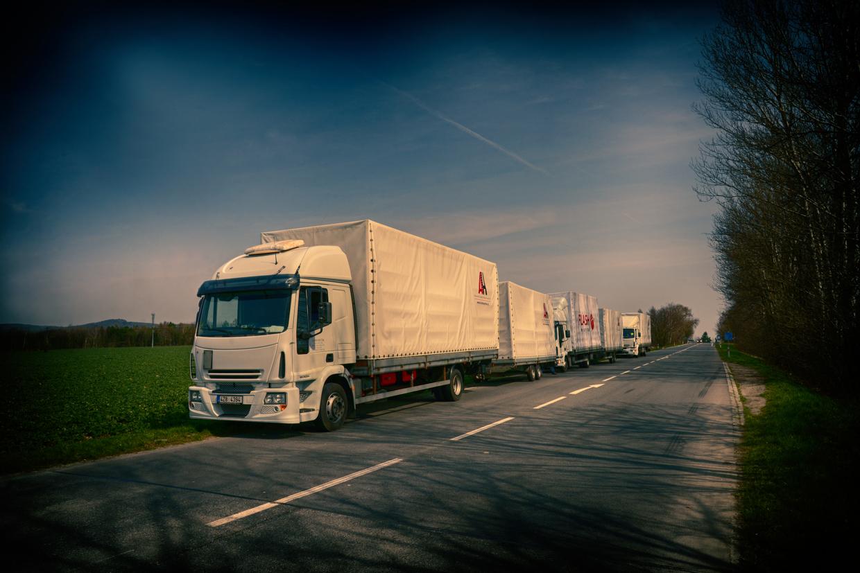 expresní přeprava zboží, zásilek - i nebezpečný, nadrozměrný náklad