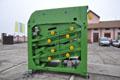 Stroje na zpracování obilovin
