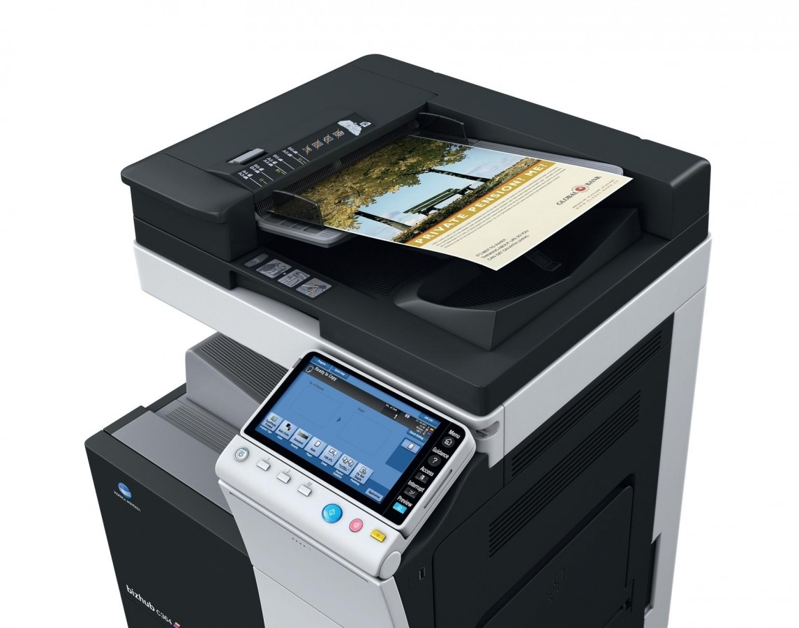 Pronájem nových i používaných tiskáren Praha