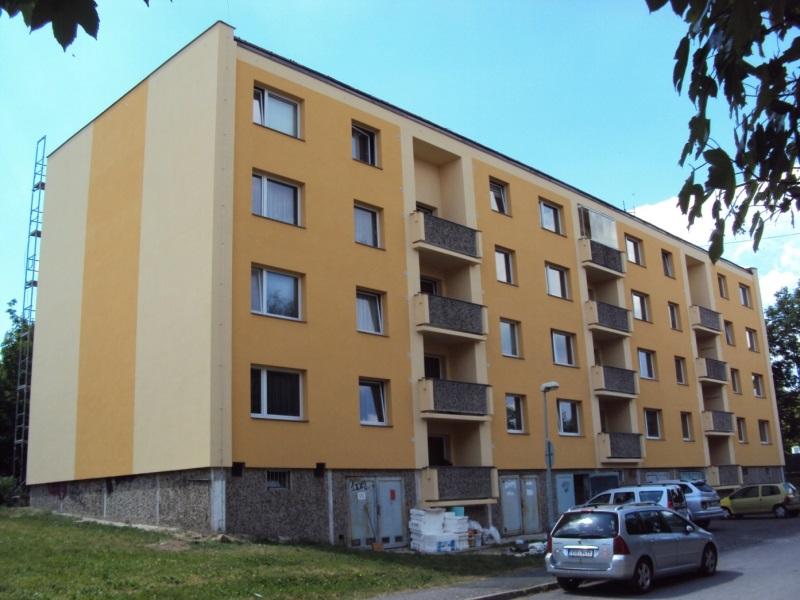 Bytový dům Praha