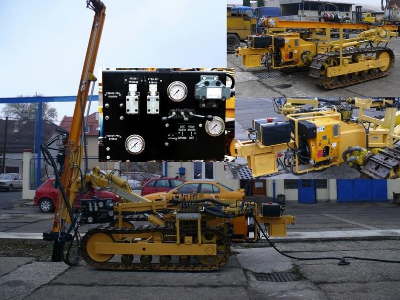 STASTR ČÁSLAV - vrtací soupravy výroba, servis, prodej