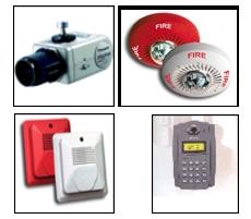 INDIE; Požární a bezpečnostní systémy