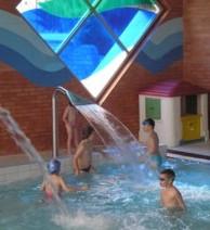 Finská sauna, plavání pro veřejnost, aquacentrum Šumperk