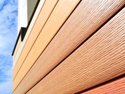 Odolné a moderní obklady Forest Zlín - obkladové profily ECO pro obložení stěn