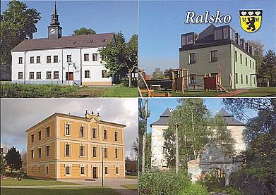 Město Ralsko, příroda, památky, turistika, okres Česká Lípa