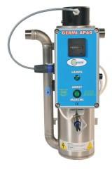 Využití UV k odstranění legionelly z vody
