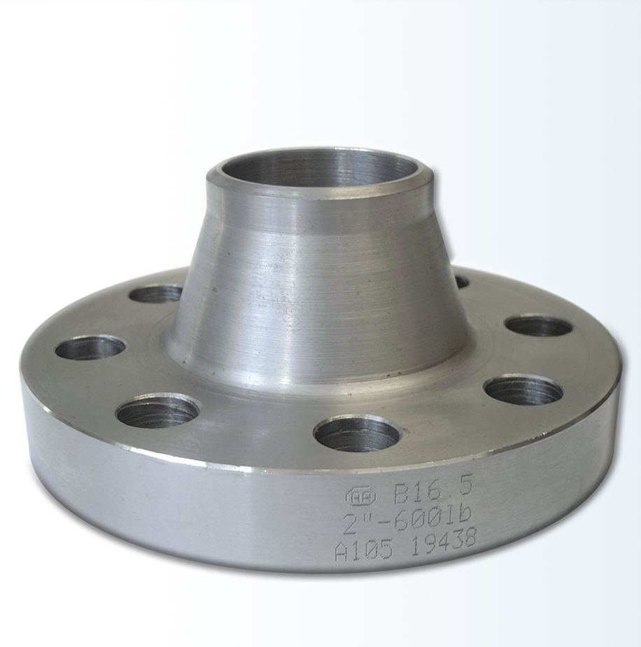 Welding and loose flanges for connection fittings - production in the Czech Republic