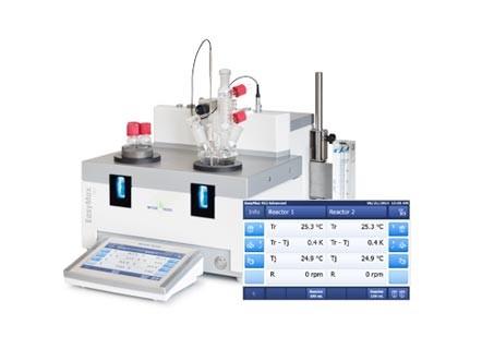 Chemická syntéza, vývoj procesů a měření rozměru částic