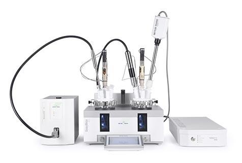 Přístroje pro chemickou syntézu, vývoj procesů a měření rozměru částic