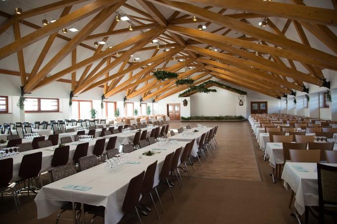 Pořádání konferencí, kongresů, Vysočina