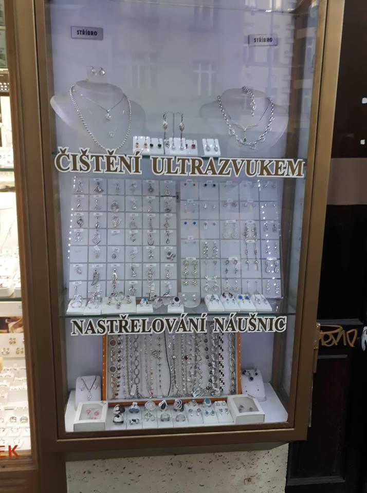 Zlatnictví Praha 6 - klenoty, snubní prsteny, brilianty, zakázková výroba šperků, výkup zlata