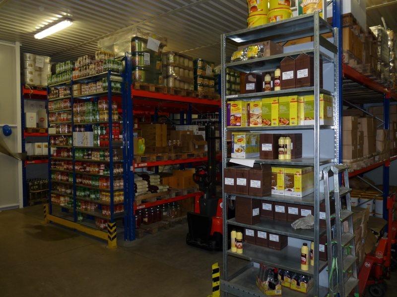 Kvalitní potraviny za velkoobchodní ceny včetně distribuce