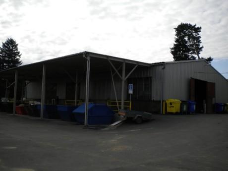 Technické služby Šluknov, likvidace odpadu, sběrný dvůr, provoz kompostárny
