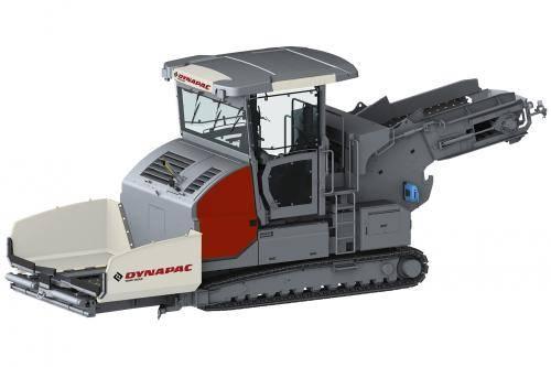 Stavební stroje DYNAPAC – s vysokou výkonností a trvalou provozuschopností