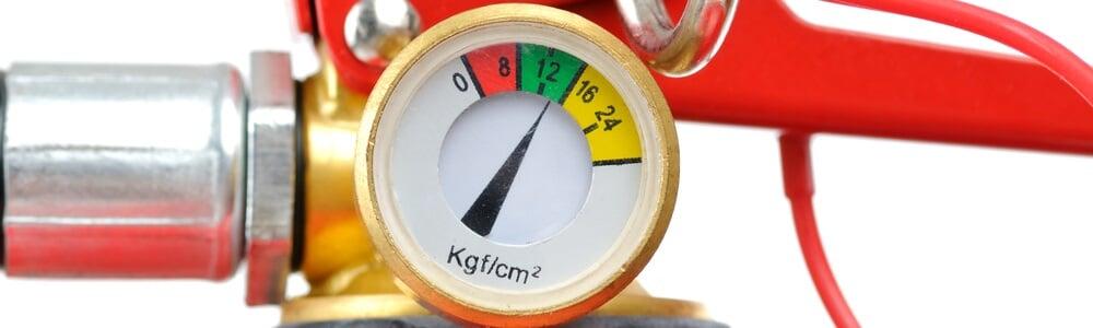 Revize hasicích přístrojů a dalšího zařízení