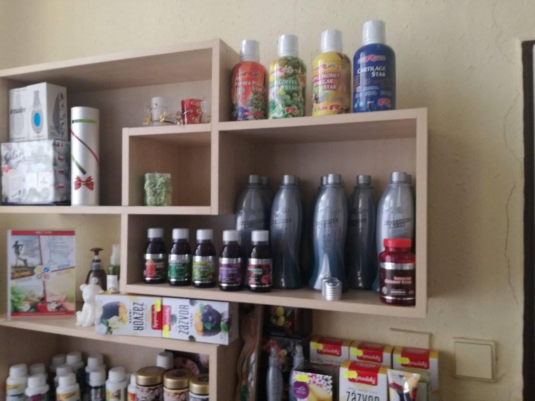 produkty čínské medicíny na podporu imunity - Přerov