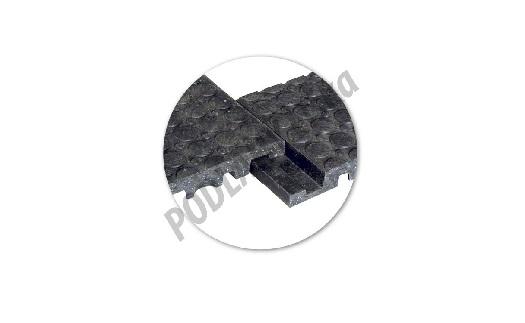 Podlahové panely z PVC pro sklady, skladové provozy