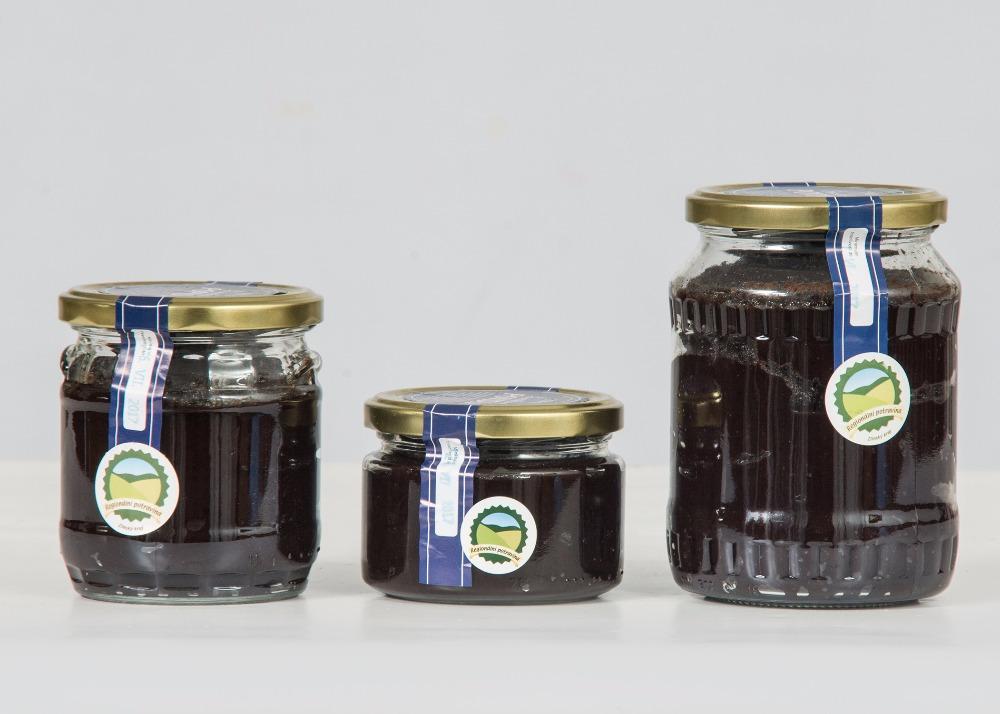 švestková povidla - 100% přírodní produkt