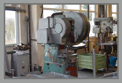 Kovovýroba - svařování a bodování