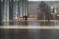 SALIT spol. s r.o., strojně hlazené pancéřové podlahy s výztuhou