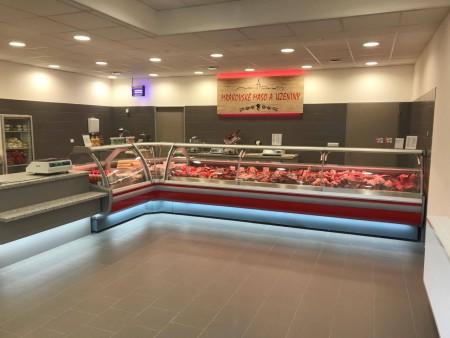 Prodejna masa z vlastních chovů
