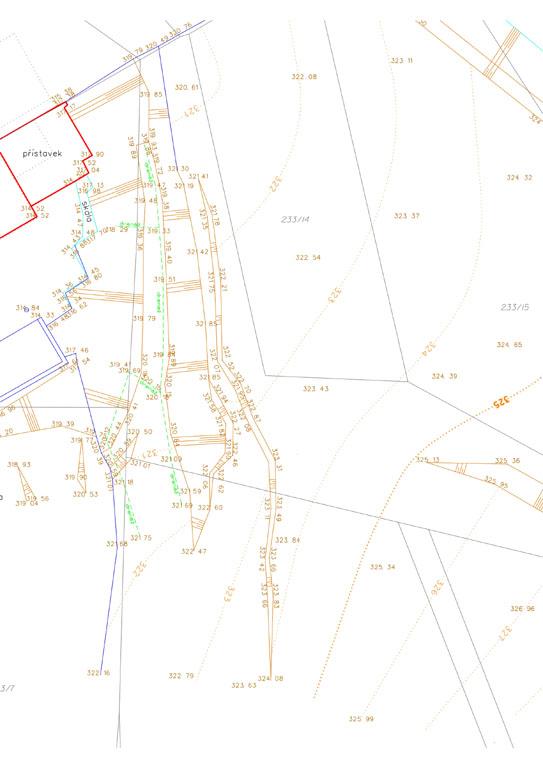 Zpracování geodetických plánů