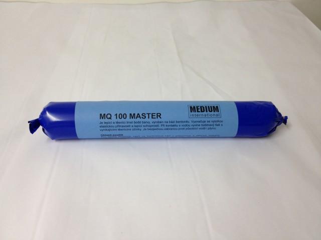 Lepící a těsnící tmely šedé barvy MQ 100 MASTER - prodej Most