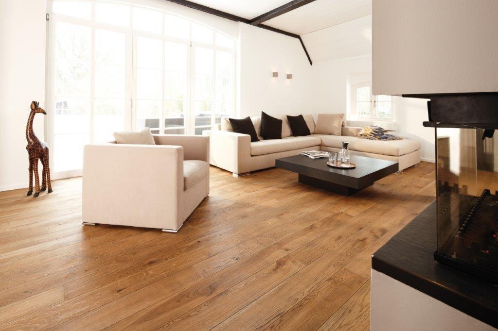 dřevěné podlahy - prodej i pokládka