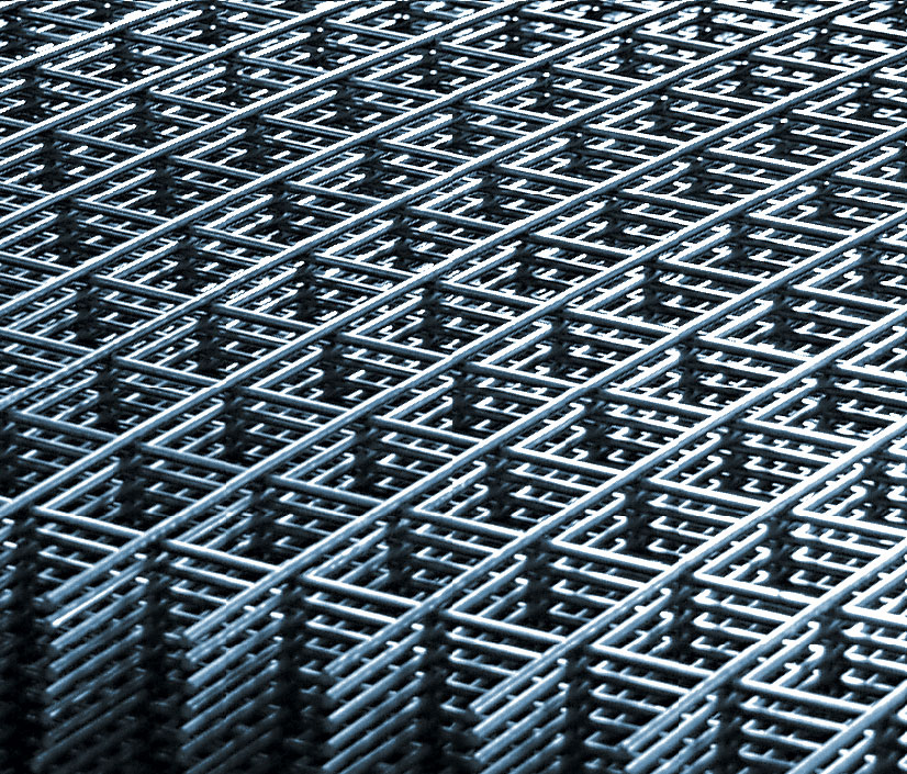 Welded screens custom produced - welded screens in various variants the Czech Republic