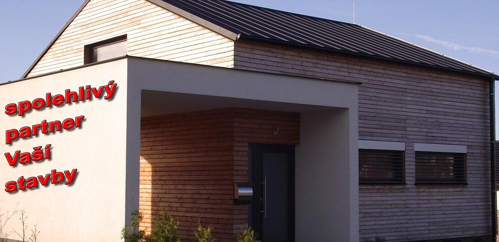 Dřevostavby na klíč - rychlá výstavba domu, nízké provozní náklady