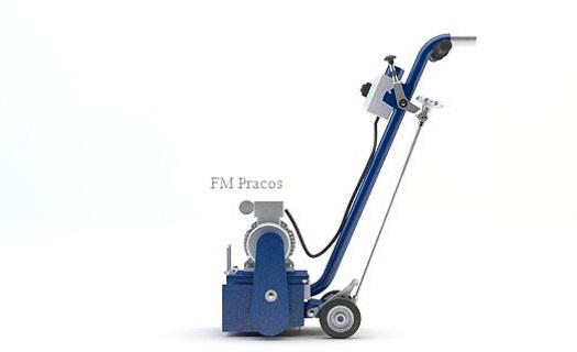 Prodej profesionální podlahové frézy benzínové, eshop