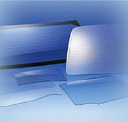 Odborná montáž čelních, bočních a zadních skel pro osobní i nákladní vozidla