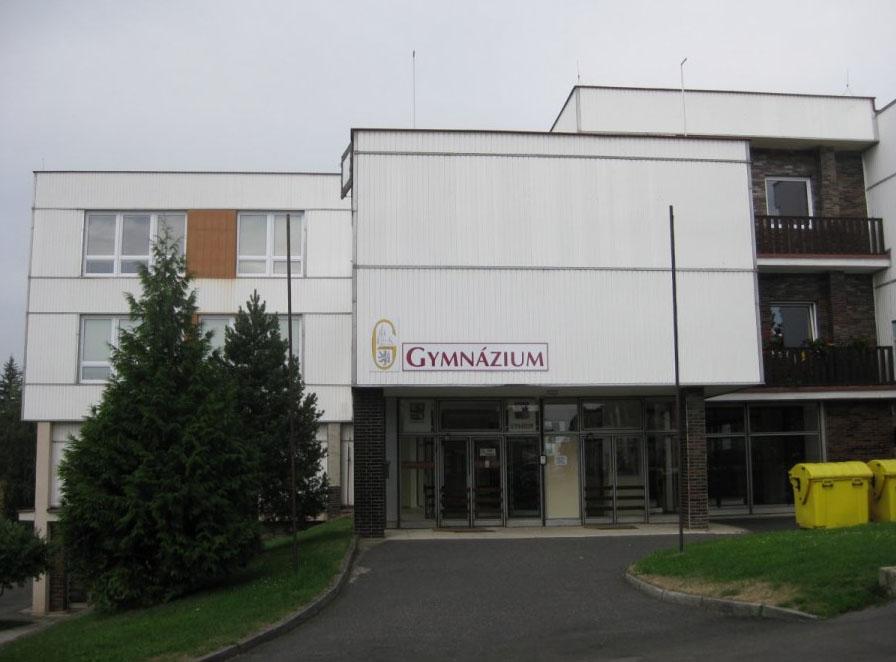 Všeobecné gymnázium v Tachově