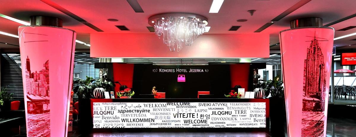Kongres Hotel Jezerka - ubytování, wellness, kongresové prostory, krásné okolí