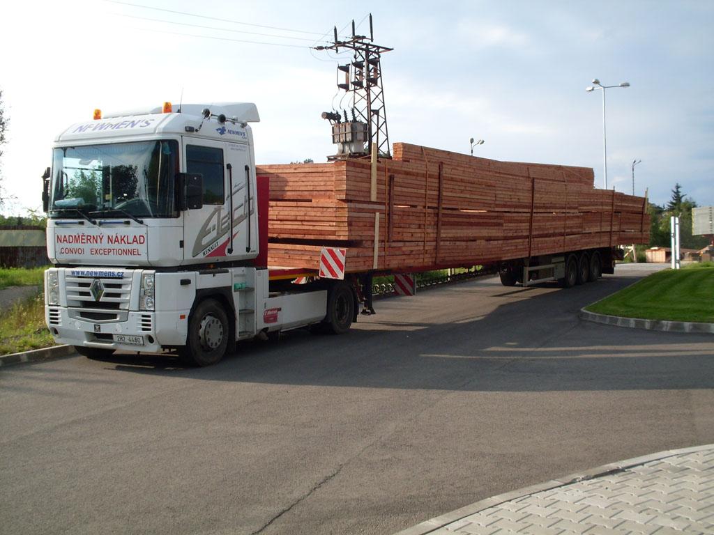 Nákladní silniční doprava truck servis autoservis Trutnov
