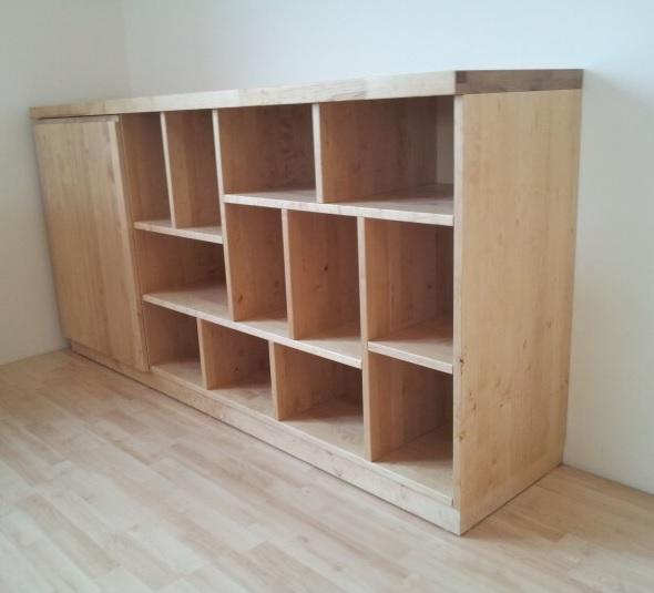 Poctivé stolařství - výroba nábytku na míru z lamina i masivu