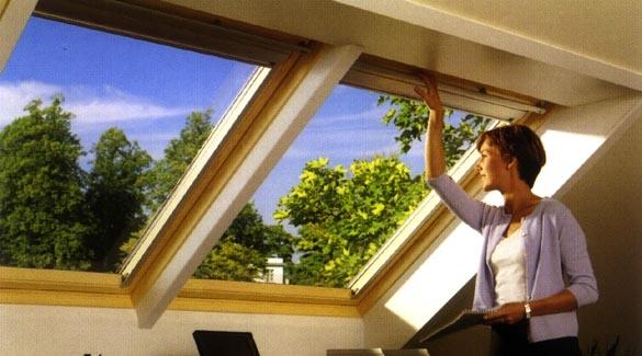 Střešní okna a doplňky Velux Liberec