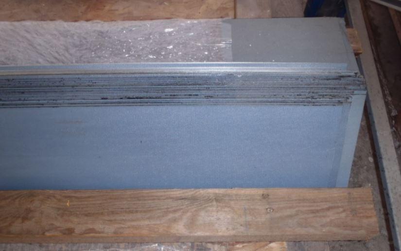 Sanační a speciální materiály určené do stavebnictví